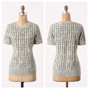 Anthropologie Pilcro Contrary to Winter Tee